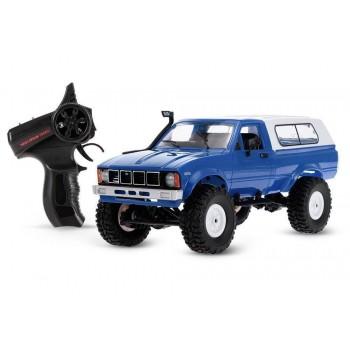 Радиоуправляемый краулер WPL Military Truck Buggy Crawler RTR 4WD масштаб 1:16 2.4G