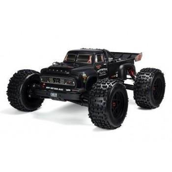 Радиоуправляемый монстр ARRMA Notorious 6S (черный) 4WD RTR масштаб 1:8 2.4G