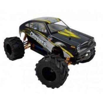 Радиоуправляемый монстр Himoto Crasher Brushless 4WD RTR масштаб 1:18 2.4G - E18MCL