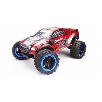 Радиоуправляемый монстр Remo Hobby Dinosaurs Master 5 4WD RTR масштаб 1:8 2.4G - RH8035