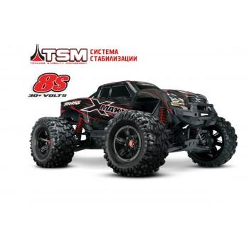 Радиоуправляемый монстр X-MAXX RTR 4WD масштаб 1:5 8S - TRA77086-4