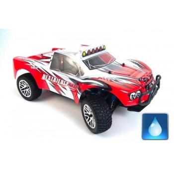 Радиоуправляемый шорт-корс трак HSP Destrier EP TOP 4WD RTR масштаб 1:10 2.4G - HSP-94170TOP
