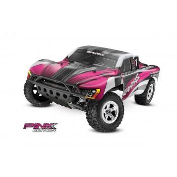 Радиоуправляемый шорт-корс трак Traxxas Slash (TQ) 2WD RTR масштаб 1:10 2.4G - TRA58024