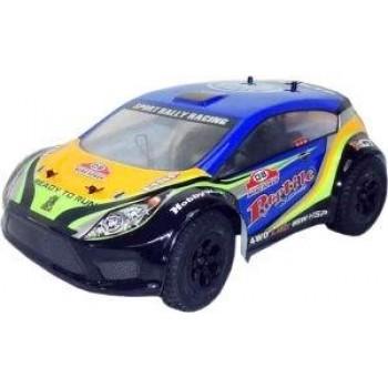 Модель раллийного автомобиля HSP Reptile 4WD RTR масштаб 1:18 2.4G - 94808