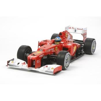 Модель раллийного автомобиля Tamiya Ferrari F2012 2WD RTR масштаб 1:10 2.4G - XB F2012