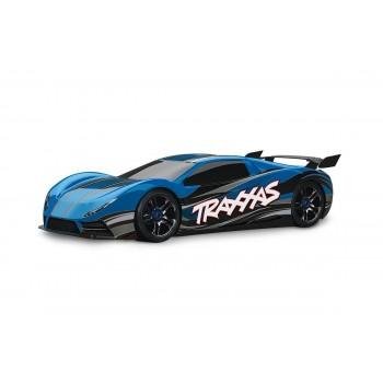 EXPERTS ONLY! Модель шоссейного автомобиля Traxxas XO-1 Electric Supercar 4WD RTR масштаб 1:7 2.4G - TRA64077-3