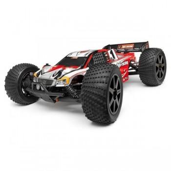 NEW! Радиоуправляемый трагги HPI Trophy Truggy Flux 4WD RTR масштаб 1:8.4G - HPI-107018
