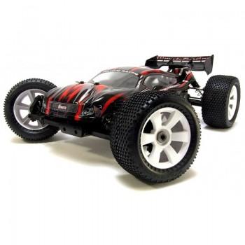 Радиоуправляемый трагги Iron Track Ziege Mega Brushless 4WD RTR масштаб 1:8 2.4G - IT-MegaE8XTL