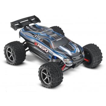 Радиоуправляемый внедорожник Traxxas E-Revo 4WD RTR масштаб 1:16 2.4G - TRA71054-1
