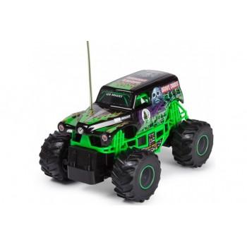 Радиоуправляемая машина Monster Jam 1:24 ТМ New Bright MJ-2430
