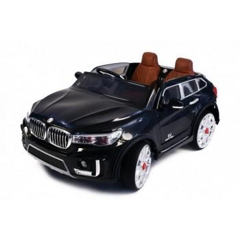 Двухместный электромобиль BMW X7 (черный) Harleybella 8220186A-2R