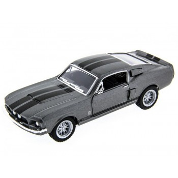 Машина Kinsmart 1:38 Shelby GT-500 1967 в асс. инерция (1/12шт.) б/к