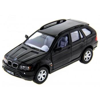 Машина Kinsmart 1:36 BMW X5 инерция (1/12шт.) б/к