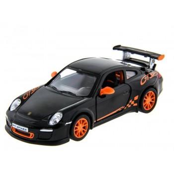 Машина Kinsmart 1:36 Porche 911 GT3 RS 2010 инерция (1/12шт.) б/к