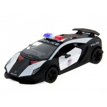Машина Kinsmart 1:40 Lamborghini Police Sesto Elemento в асс. инерция (1/12шт.) б/к