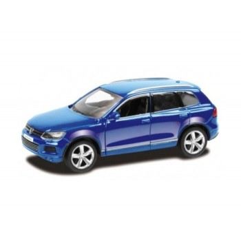 Машина Ideal 1:64 Volkswagen Touareg, синий