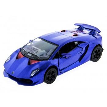 Машина Kinsmart 1:40 Lamborghini Sesto Elemento инерция (1/12шт) б/к