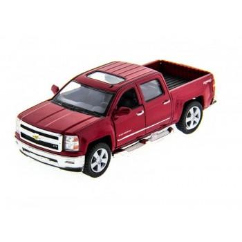 Машина Kinsmart 1:46 Chevrolet Silverado инерция (1/12шт.) б/к