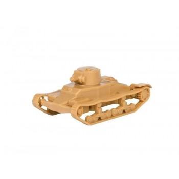 Сборная модель ZVEZDA Британский танк Матильда Mk-1, 1/100