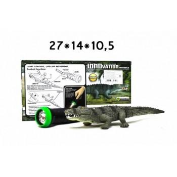 Радиоуправляемый робот *Крокодил* Lishi Toys - 9985C