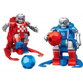 Радиоуправляемые роботы-футболисты Junteng JT9911 (2 робота + футбольное поле) 2.4G, Li-ion