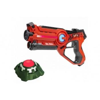 """Игровой набор Wineya """"Лазерный пистолет и мишень"""" на батарейках Wineya W7001U"""