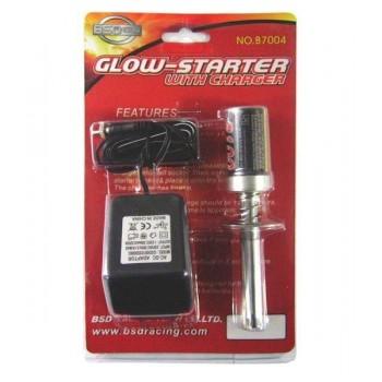 Накал свечи с зарядным устройством Glow starter and charger - B7004