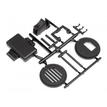 Детали корпуса электростартера HPI - HPI-87614