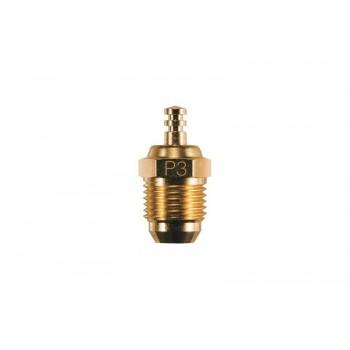 Свеча зажигания ультра горячая P3 Gold Ultra Hot Plug - 71642720