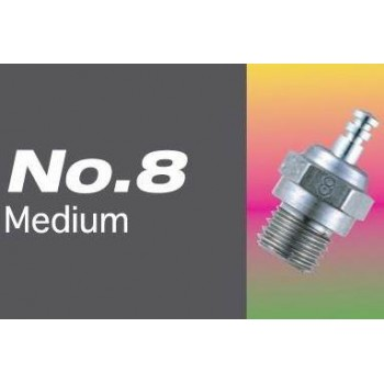Свеча накаливания Glow Plug no.8 - 71608001
