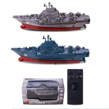 Радиоуправляемый катер фрегат Create Toys 3318