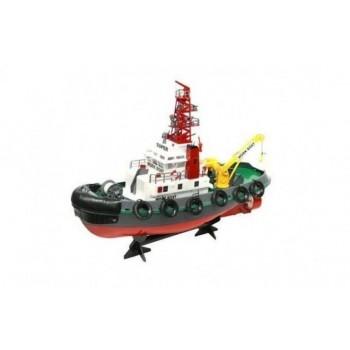 Радиоуправляемый буксир Heng Long Seaport Work Boat 40Mhz - 3810