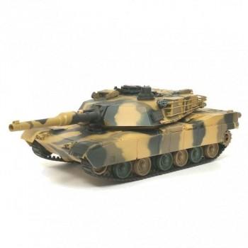 Радиоуправляемый танк Heng Long M1A2 Abrams Tank масштаб 1:24 40МГц - 3816