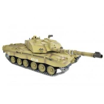 Радиоуправляемый танк Heng Long British Challenger 2 PRO 2.4GHz масштаб 1:16 - 3908-1PRO