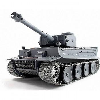 Радиоуправляемый танк Heng Long German Tiger Pro масштаб 1:16 40Mhz - 3818-1 PRO