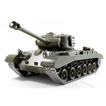 Радиоуправляемый танк Heng Long Snow Leopard Pro масштаб 1:16 40Mhz - 3838-1 PRO