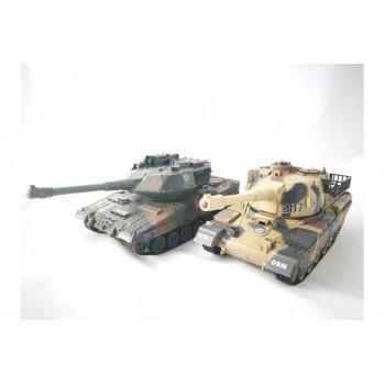 Радиоуправляемый танковый бой Household - YH4101C-1VS-3