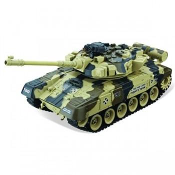 Радиоуправляемый танк HouseHold Russia T-90 Владимир масштаб 1:20 27Mhz - 4101B-8