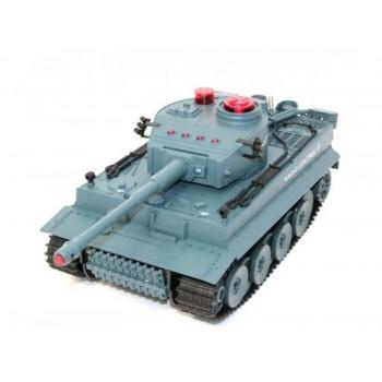 Радиоуправляемый танк Huan Qi Tiger масштаб 1:24 27Mhz - Qi 518-10