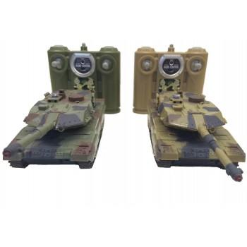 Радиоуправляемый танковый бой Huan Qi 552 масштаб 1:32 2.4G - HQ552