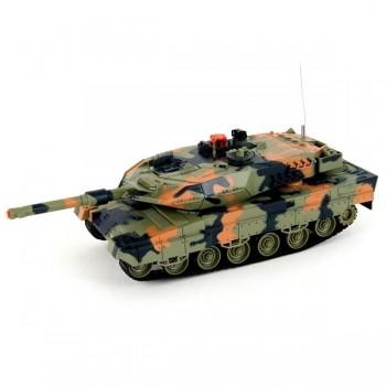Радиоуправляемый танк Huan Qi Leopard 2A5 Infrared Battle Tank масштаб 1:28 40Mhz - HU516-10A
