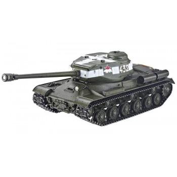 Радиоуправляемый танк Taigen ИС-2 масштаб 1:16 2.4G, зеленый - TG3928-1G