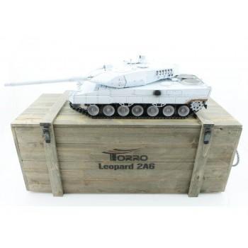 Радиоуправляемый танк Taigen Leopard 2 A6 UN RTR масштаб 1:16 2.4G - TG3889-1B-UN