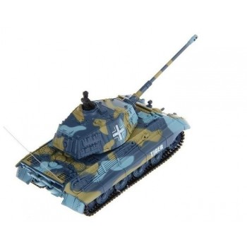 Радиоуправляемый танк King Tiger масштаб 1:72 35Mhz - 2203