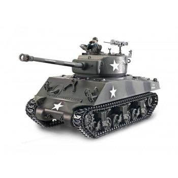 Радиоуправляемый танк Torro Sherman M4A3 76 mm Metal Edition RTR масштаб 1:16 2.4G - TR1114113065