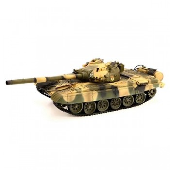 Радиоуправляемый танк VSTank Airsoft Series Russia T72-M1 Camouflage масштаб 1:24 2.4G - A03102963