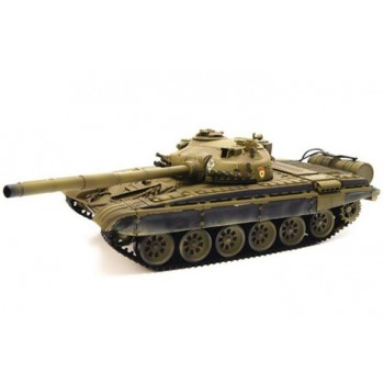 Радиоуправляемый танк VSTank Airsoft Series Russia T72-M1 Green масштаб 1:24 2.4G - A03102975