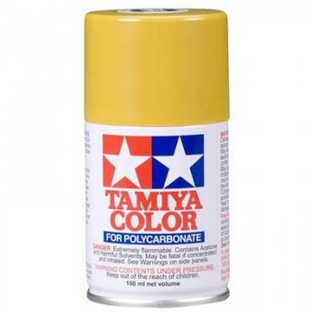 Краска для поликарбоната PS-56 Mustard Yellow - TAM-86056