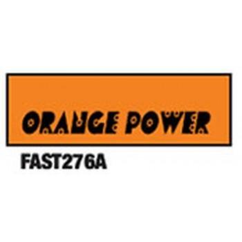 Краска по лексану для аэрографа - Orange Power - 30ml - FAST276A