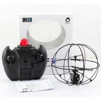 Радиоуправляемый вертолет-шар Happy Cow Robotic UFO ИК-управление - 777-310
